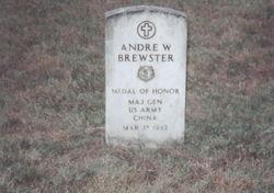 Andre Walker Brewster