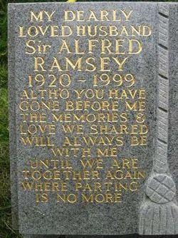 Alf Ramsey