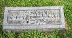 Agrippina J Dolly Kozlowski