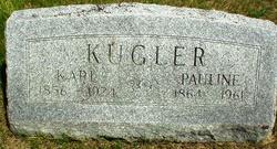 Pauline <i>Klenk</i> Kugler