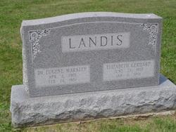Dr Eugene Markley Landis