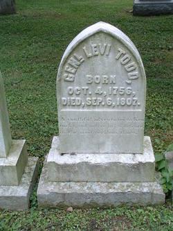 Gen Levi Todd