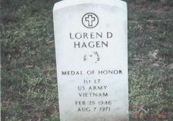 Lieut Loren Douglas Hagen