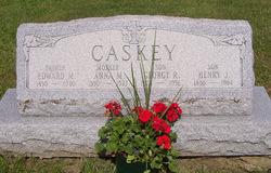 Edward M Caskey