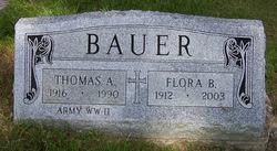 Flora B <i>Schauer</i> Bauer