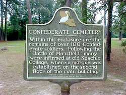 Keatchie Confederate Cemetery