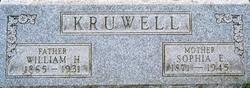 William Henry Kruwell
