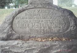 Guy Vernor Henry