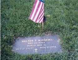 Walter F Wisneski