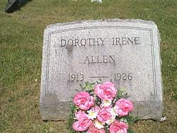 Dorothy Irene Allen