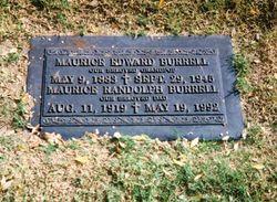 Maurice Randolph Burrell