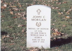 John Cary Red Morgan