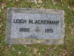 Leigh M Ackerman