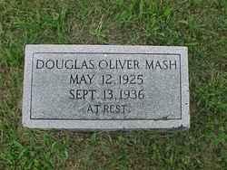 Douglas Oliver Mash