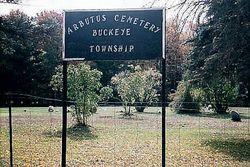 Arbutus Cemetery