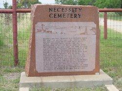 Necessity Cemetery