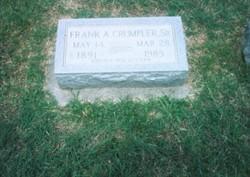 Frank Allen Crumpler, Sr