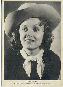 Dorothy Fay <i>Southworth</i> Ritter