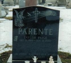 Taylor Paige Parente