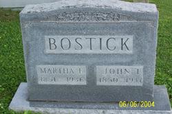 Martha Ellen <i>Neal</i> Bostick