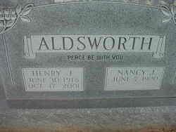 Henry J. Aldsworth