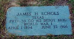 James Henry Echols