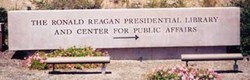Ronald W. Reagan Presidential Library