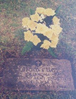 Clifford Sherman Davis