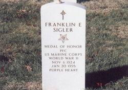 Franklin Earl Sigler
