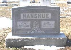 Mazie I Hanshue