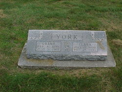 Ulysses Grant Grant York