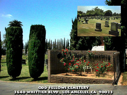 Los Angeles Odd Fellows Cemetery