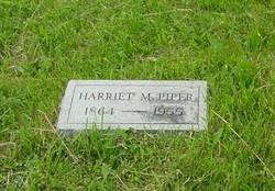 Harriet O <i>Maurer</i> Piper