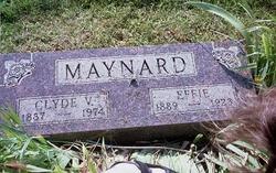 Clyde Vernon Maynard