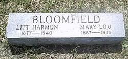 Mary Lou <i>Surber</i> Bloomfield