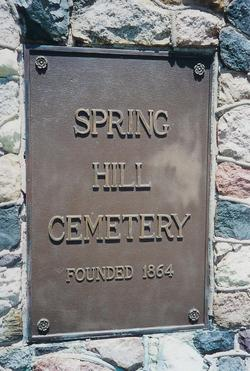 Spring Hill Cemetery and Mausoleum