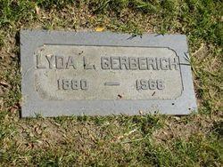 Lyda L. <i>Schwartz</i> Gerberich