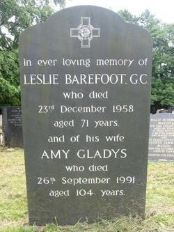 Herbert John Leslie Barefoot