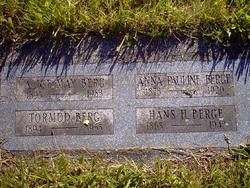 Hans H Berge