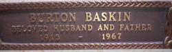 Burton Baskin