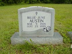 Billie June Austin