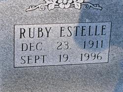 Ruby Estelle <i>Manning</i> Watson
