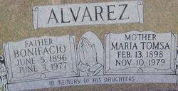 Maria Tomsa Alvarez