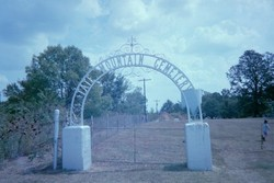 Tate Mountain Cemetery