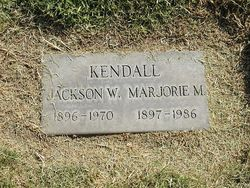Marjorie M Kendall