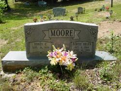 Bertie Helen Moore