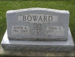 Iona A Boward