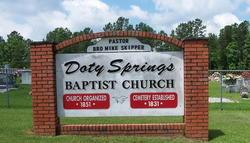 Doty Springs Cemetery
