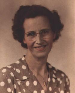 Nora Agnes <i>Castleberry</i> Millwood