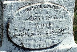 Mary E. <i>Hatch</i> Johnson